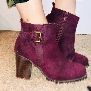 Sugar high heels purple